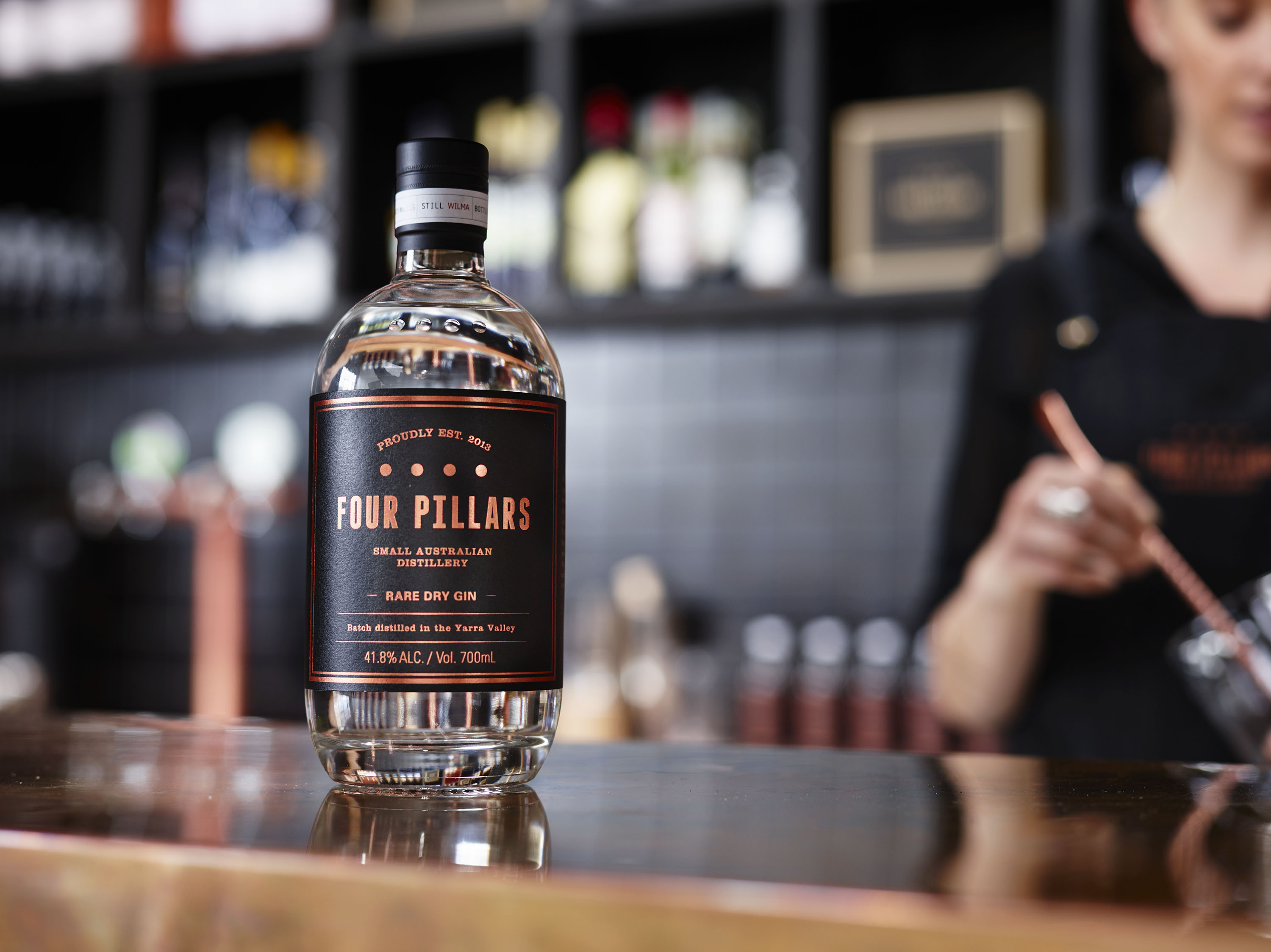 Four Pillars Gin: A Brand Experience To Aspire To